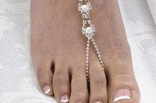 Wedding Foot Jewellery