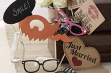 Photo Booth Props & Backdrops