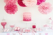Dessert Table Party Supplies