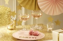 Pink & Gold Wedding Theme