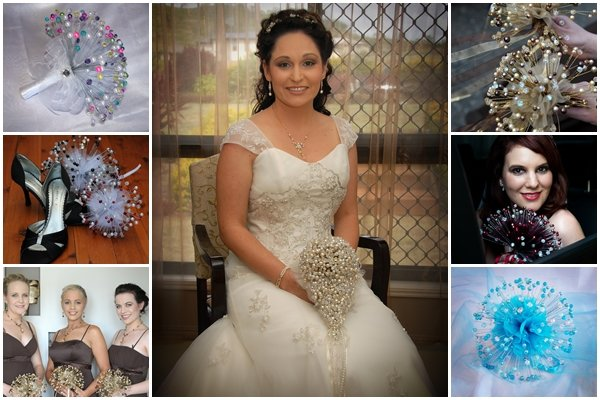 Crystal Bouquets will last a lifetime with proper care they are perfect for