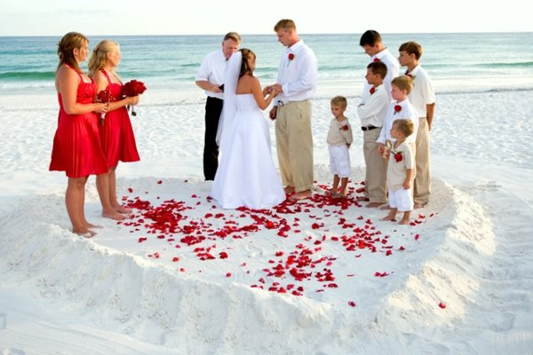 Best Wedding Gift Ideas Australia : Australian Beach Weddings - How Divine