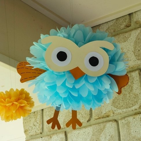 A Giggle And Hoot First Birthday Celebration!